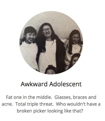 Awkward Adolescent